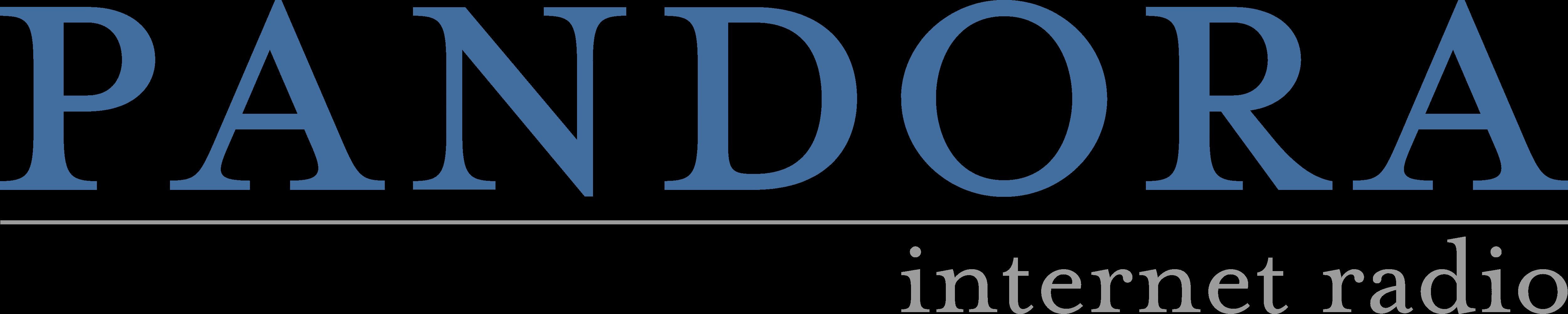 Pandora radio logo clipart clip art library Pandora Internet Radio – Logos Download clip art library