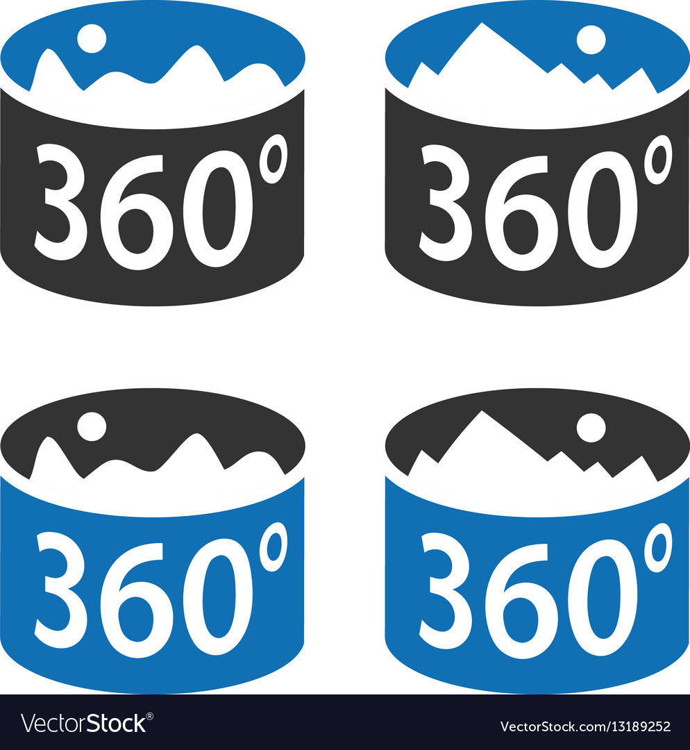 Panorama 360 marker clipart download svg freeuse Angle 360 degrees panorama view symbol svg freeuse