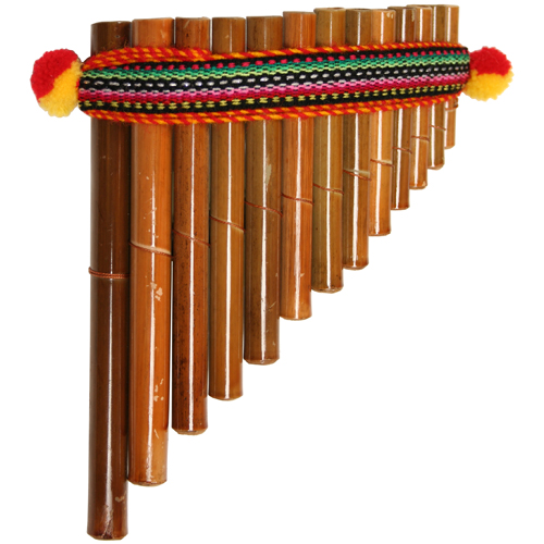Panpipe notes black and white Panpipes - European and South American panpipes and panflutes. black and white