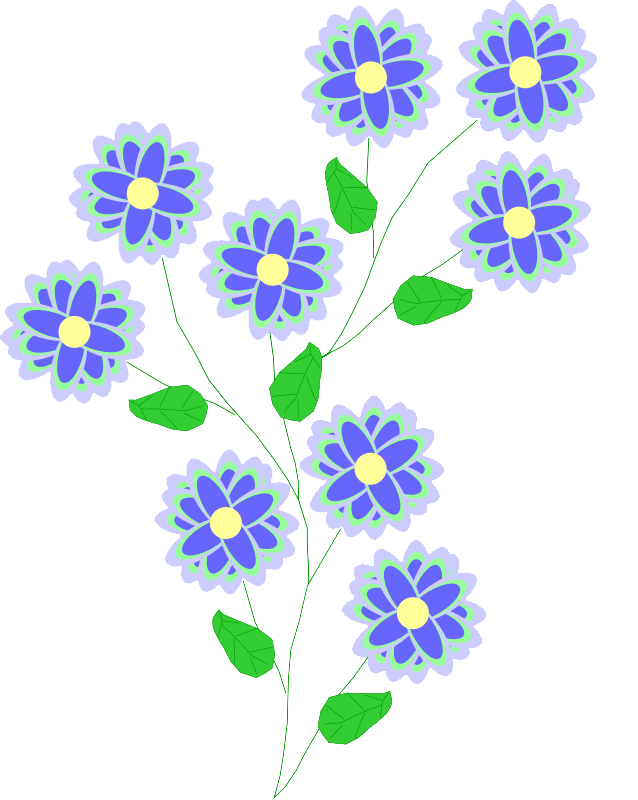 Pansy flower clipart jpg freeuse library Floral clip art images free download jpg freeuse library