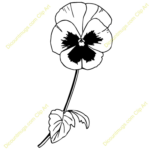 Pansy pictures clipart vector freeuse library Pansy Clipart | Free download best Pansy Clipart on ... vector freeuse library