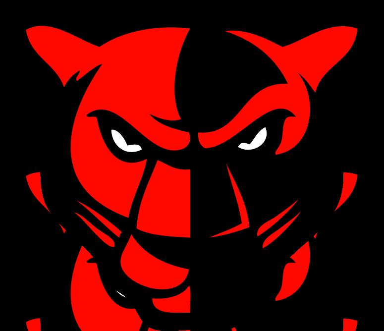 Panther baseball clipart image transparent download The Petal Panthers - ScoreStream image transparent download