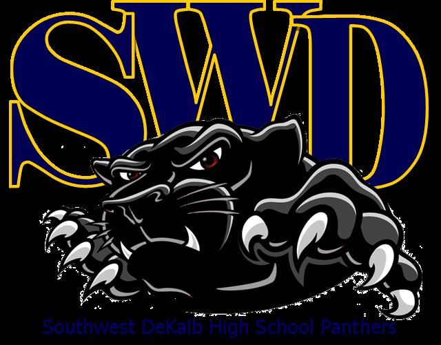 Panther baseball clipart clip art royalty free stock Southwest Dekalb High School Panthers Baseball - (Decatur, GA ... clip art royalty free stock