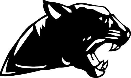 Panther face clipart tribal vector free Panther Silhouette - ClipArt Best: | cricut | Art, Panther ... vector free