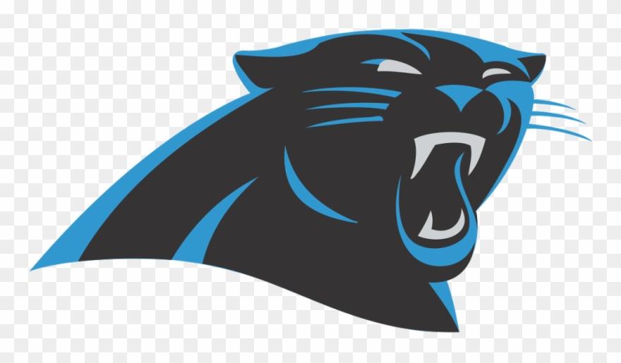 Panther logos clipart vector freeuse Carolina Panthers Logos Logo - Carolina Panthers New Clipart ... vector freeuse