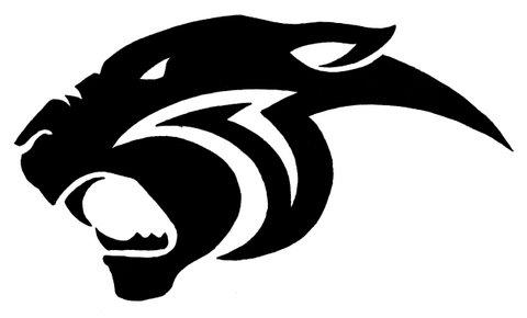 Panther logos clipart image freeuse stock Panther Logo | Free download best Panther Logo on ClipArtMag.com image freeuse stock