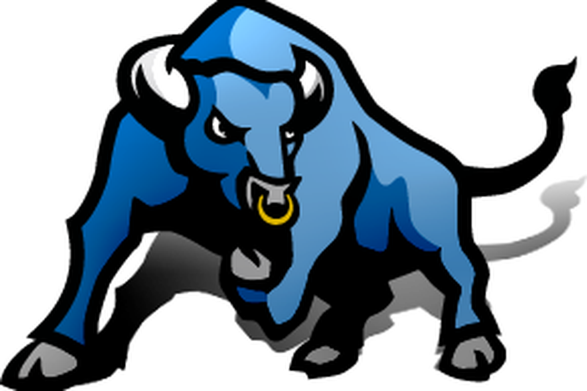 Panther with football clipart royalty free 99 for 99 - #53 - The Bison Become the Bulls - Bull Run royalty free