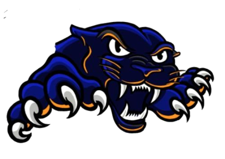 Panthers basketball clipart image download The Pana Panthers - ScoreStream image download