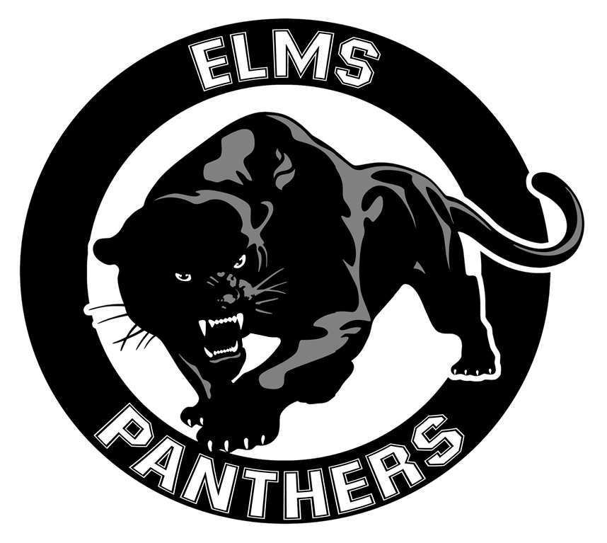 Panthers basketball clipart banner transparent stock Our Lady Of The Elms - Team Home Our Lady Of The Elms Panthers Sports banner transparent stock