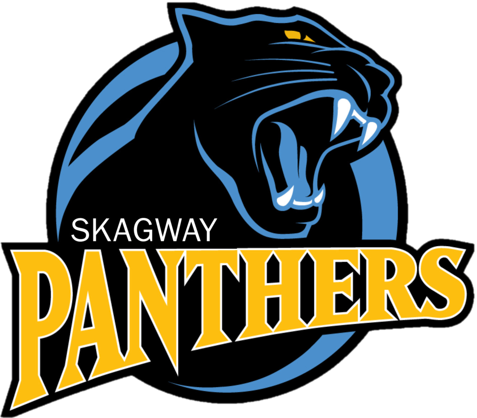 Panthers basketball clipart graphic transparent download Home - Skagway School District graphic transparent download