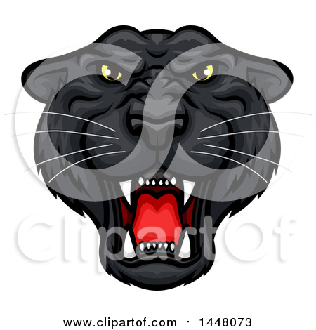 Panthers number 1 clipart jpg transparent stock Royalty-Free (RF) Black Panther Clipart, Illustrations, Vector ... jpg transparent stock