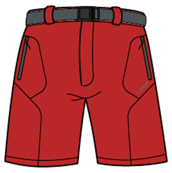 Pants and shorts clipart clip art royalty free stock Trangoworld jackets fleece, Trangoworld Dobu FI Pants shorts Red Men ... clip art royalty free stock