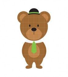 Papa bear clipart jpg free library Papa Bear Clip Art | Fairy Tale Clipart | Clip art, Art hub ... jpg free library
