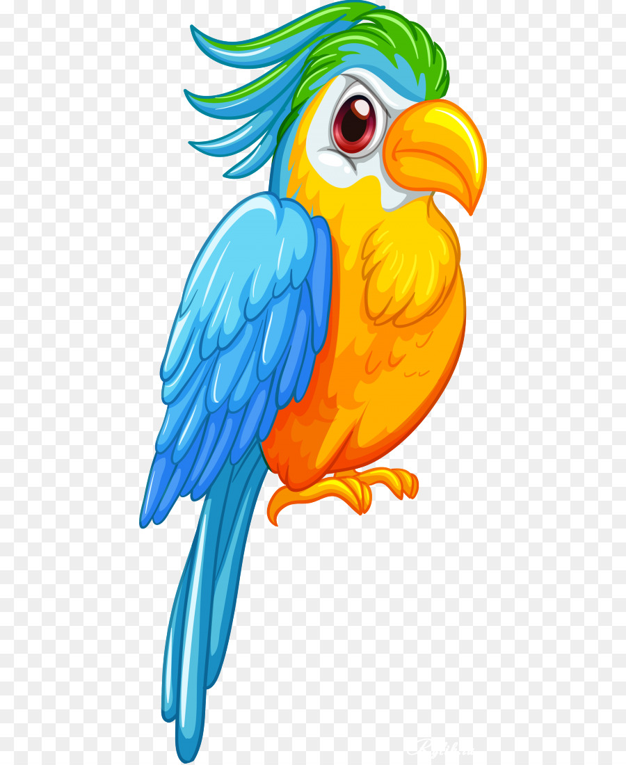 Papagei clipart picture transparent stock Papagei Vogel Ara clipart - Papagei png herunterladen - 500 ... picture transparent stock