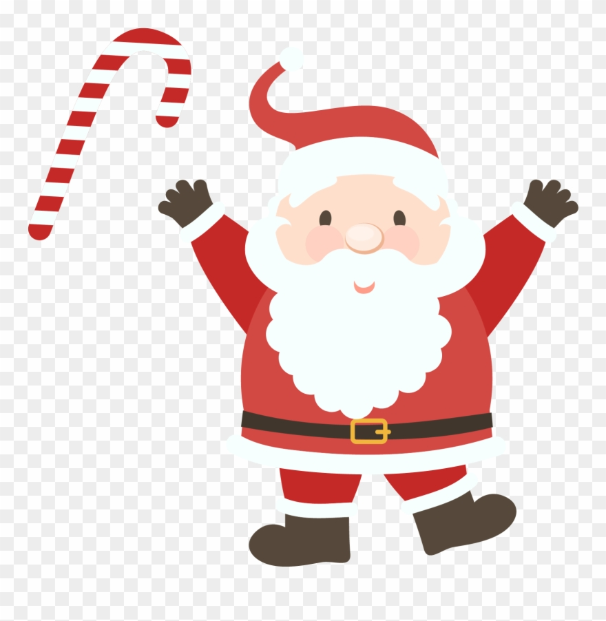 Papai noel clipart picture royalty free stock Santa Claus Clipart Png Image - Png Papai Noel Com Rena ... picture royalty free stock