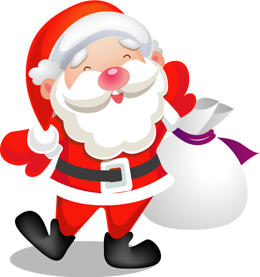 Library Of Papai Noel Clip Transparent Library Desenho Png Files