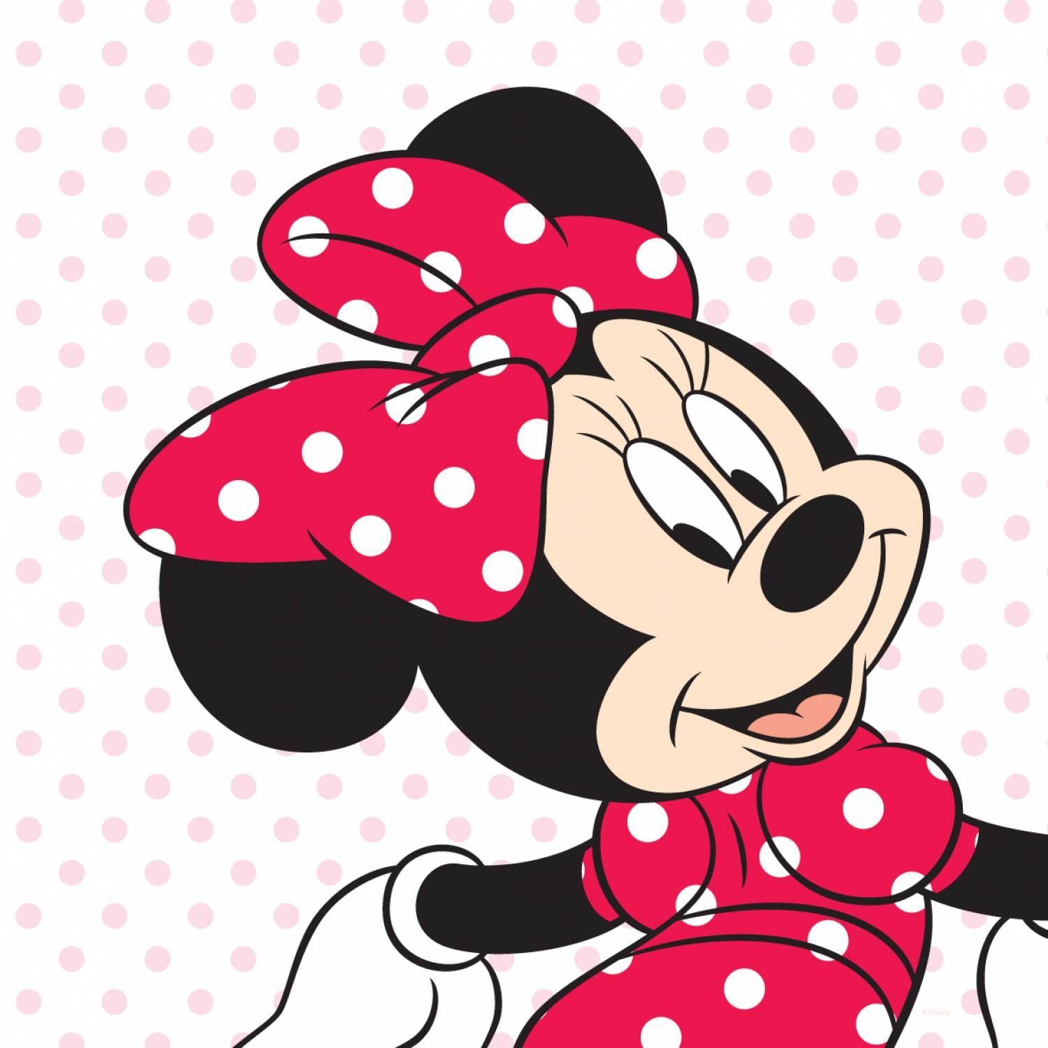 Papel de parede clipart svg free library Minnie Mouse Happy Birthday Round Foil Balloon - ClipArt ... svg free library