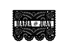 Papel picado clipart numbers black and white wedding png freeuse download 8 Best Spanish Fiesta ideas images in 2018 | Papel picado ... png freeuse download