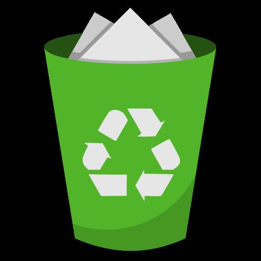 Papelera de reciclaje clipart picture freeuse download Imágenes y Gifs Animados ®: IMÁGENES DE LA PAPELERA DE RECICLAJE picture freeuse download