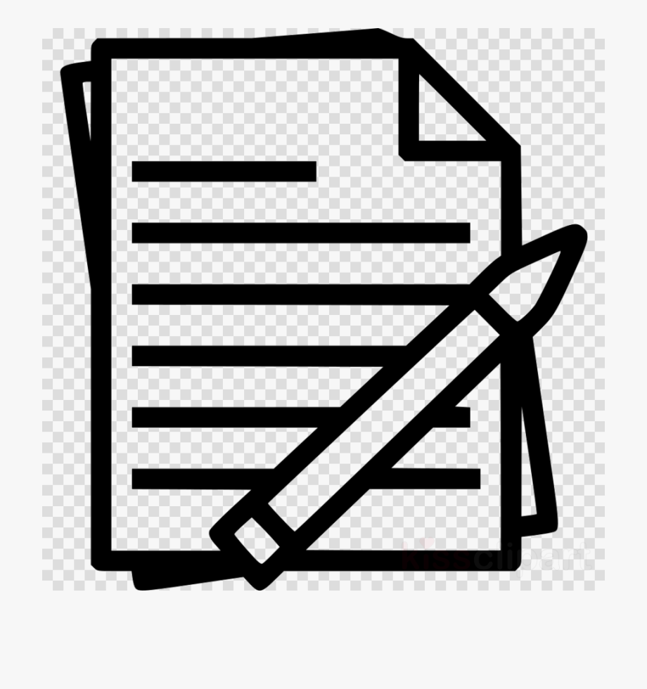 Turn in papers clipart black and white png free library Pencil Black And White Clipart Paper - Iphone Transparent ... png free library