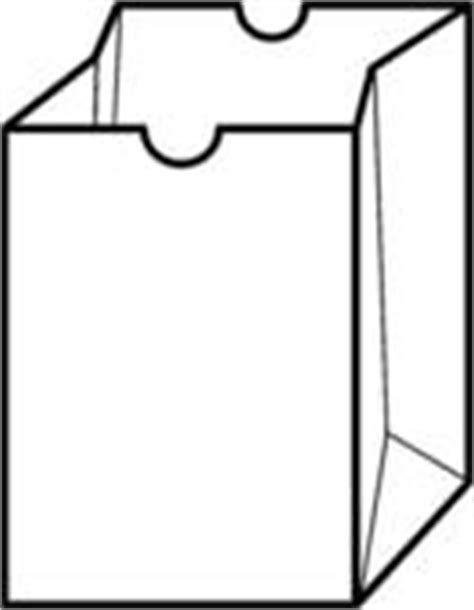 Paper bag clipart black and white jpg library download Paper bag clipart black and white 1 » Clipart Portal jpg library download