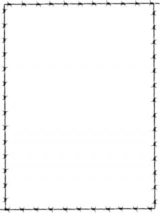 Paper borders clip art picture black and white download Paper Borders Free Clip Art – Clipart Free Download picture black and white download