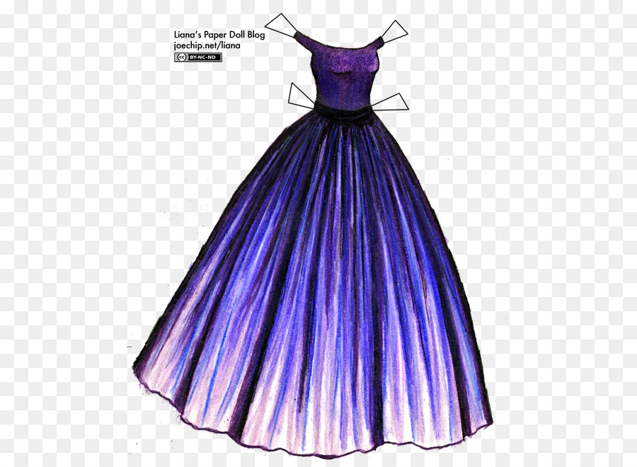 Paper doll in wedding dress clipart images clip stock Wedding Dress Drawing png download - 564*656 - Free ... clip stock