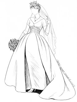 Paper doll in wedding dress clipart images banner library download Historical Bride paper dolls: 1920\'s, 1930\'s, 1940\'s, 1950 ... banner library download