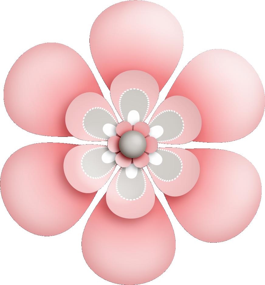 Peach flower clipart banner royalty free stock KMILL_flower-6.png | Pinterest | Flowers, Flower clipart and Clip art banner royalty free stock
