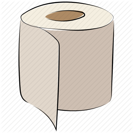 Paper towel clipart banner royalty free library Bathroom Cartoon clipart - Paper, Toilet, Product, transparent clip art banner royalty free library