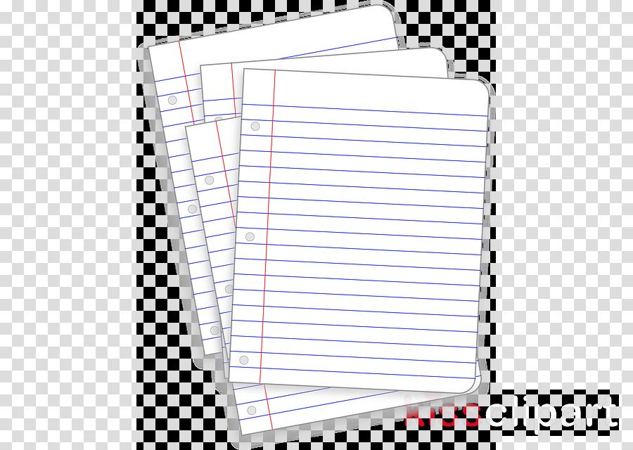 Paper transparent clipart banner transparent library Notebook Cartoon clipart - Paper, Notebook, Stationery, transparent ... banner transparent library