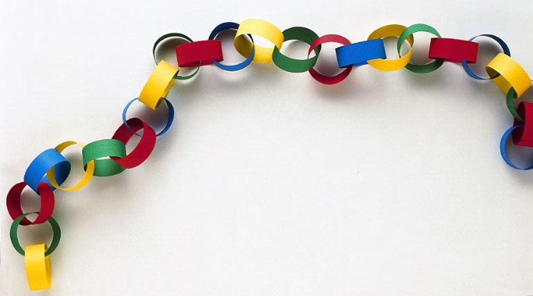 Paperchain clipart png free stock Chain Loop Cliparts - Cliparts Zone png free stock