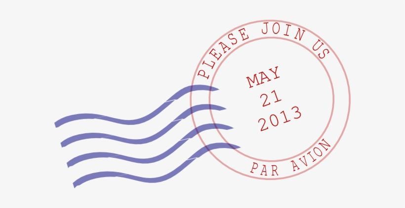 Par avion clipart clipart black and white library Postmark Clip Art - Air Mail Par Avion Png PNG Image ... clipart black and white library