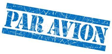 Par avion clipart svg free library Par Avion Grunge Blue Stamp stock vectors - Clipart.me svg free library