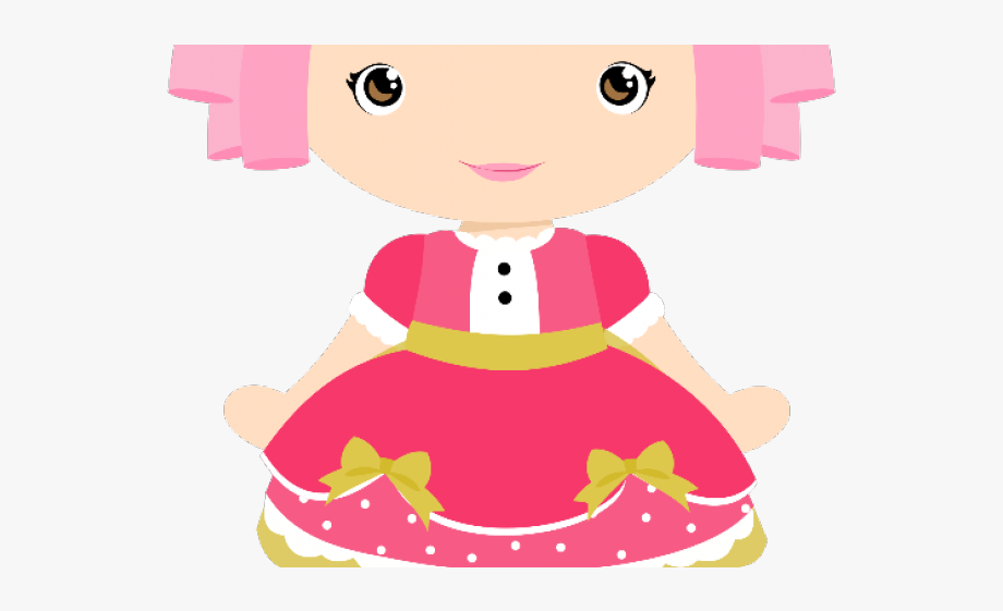 Para doll clipart jpg royalty free download Doll Clipart Cute Doll - Manika Clipart #301022 - Free ... jpg royalty free download