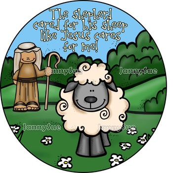 Parable of the lost sheep clipart clip transparent library The Lost Sheep Worksheets & Teaching Resources | TpT clip transparent library
