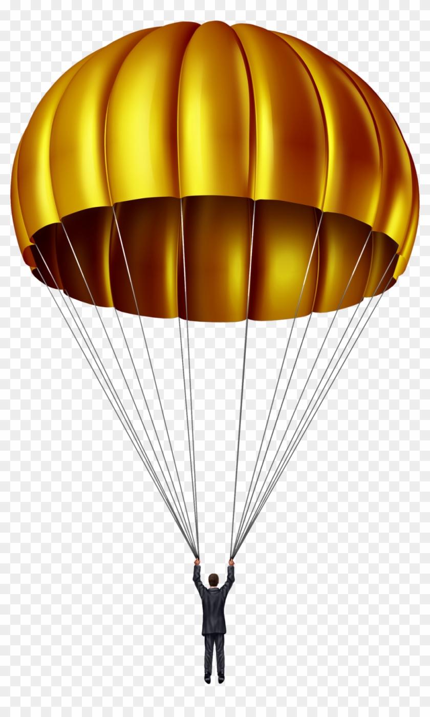 Parachute clipart hd clip art library library Parachute Clipart Red Parachute - Gold Parachute, HD Png Download ... clip art library library
