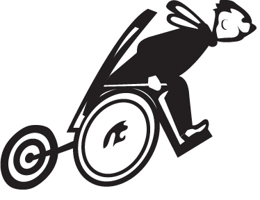 Paralyzed veterans of america clipart black and white Tampa to Host National Veterans Wheelchair Games | Sports ... black and white