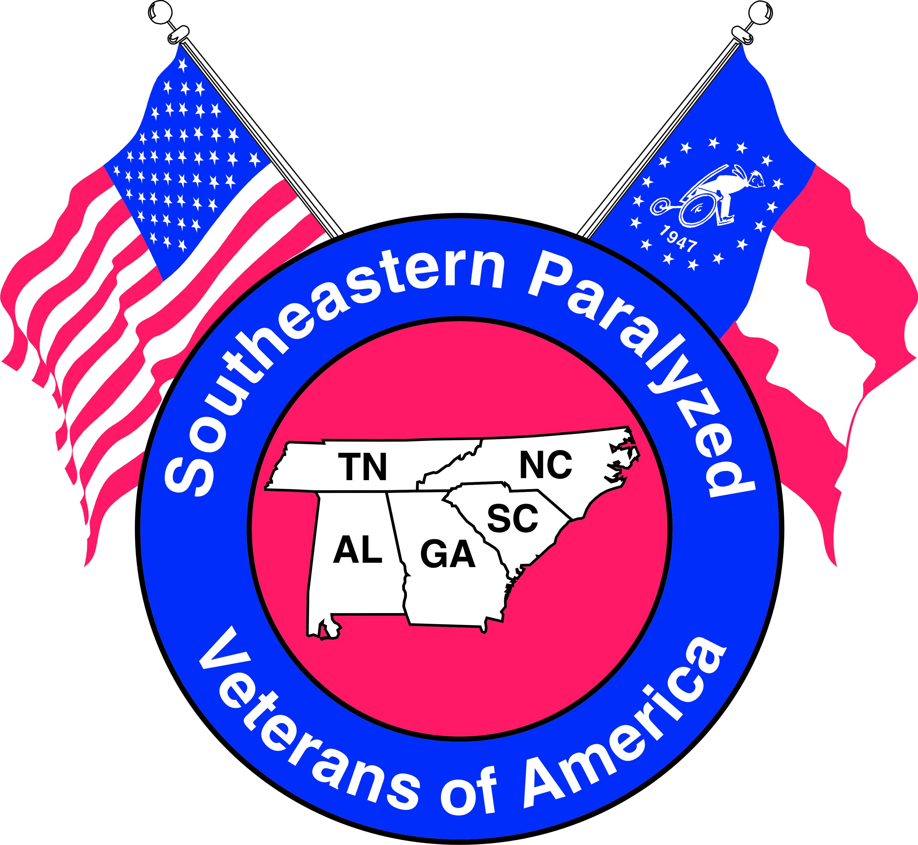 Paralyzed veterans of america clipart clipart transparent stock 3 Color SEPVA Logo | Paralyzed Veterans of America clipart transparent stock