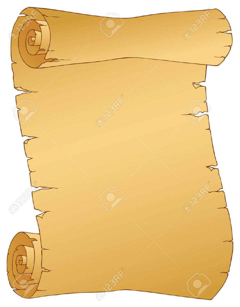 Parchment scroll clipart clip art free stock Parchment scroll clipart 2 » Clipart Portal clip art free stock