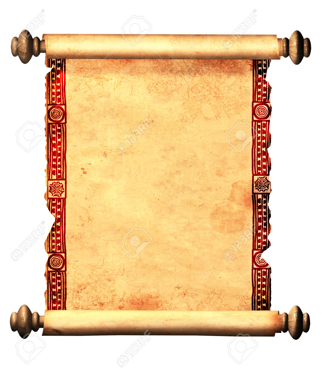 Parchment scroll clipart clipart free stock Old Paper Scroll Clipart | Free download best Old Paper ... clipart free stock
