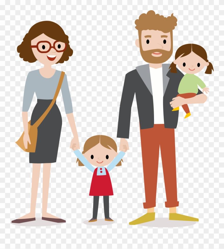 Parent clipart images clipart free About Us - Clip Art Parent And Children - Png Download ... clipart free
