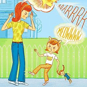 Parent ignoring tantrum clipart clipart 14 Ways to Tame Your Kid\'s Tantrums | Parents clipart
