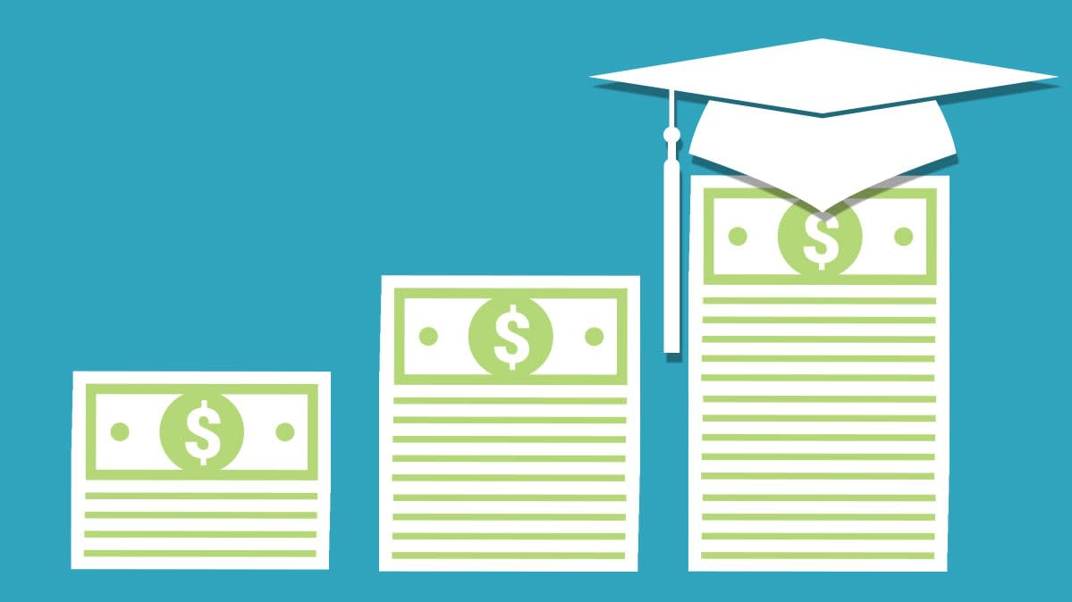 Parent loan for undergraduate students clipart graphic black and white library Borrowing for College Just Got Less Expensive - Consumer Reports graphic black and white library