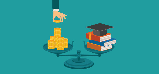 Parent loan for undergraduate students clipart graphic Loans for Students: How Much Should You Take On for Grad ... graphic