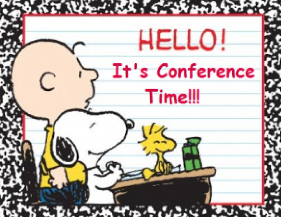 Parent teacher interview clipart svg free stock Student/Parent/Teacher Conference-Min. Day Schedule - Washington ... svg free stock