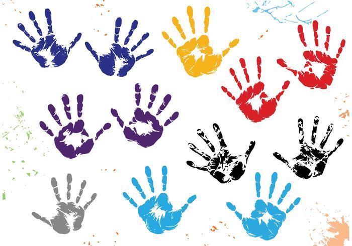 Parents butterfly clipart handprints vector clip art free stock Child Handprint Vectors - Download Free Vectors, Clipart Graphics ... clip art free stock