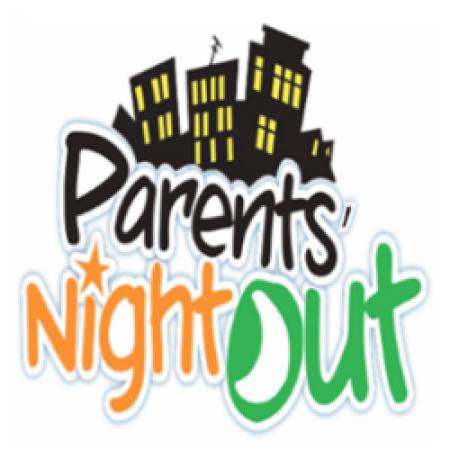 Parents night out clipart clipart transparent Parents Night Out - Main Street UMC clipart transparent