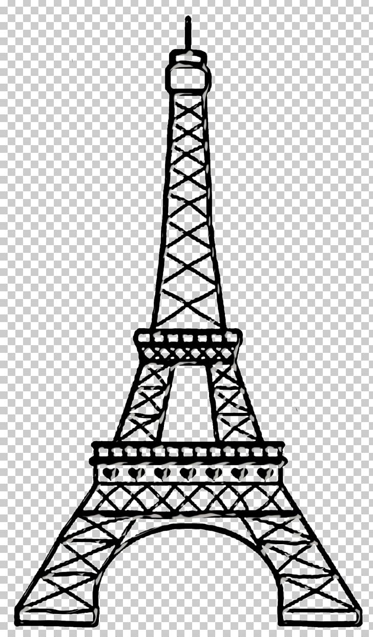 Paris black and white clipart clip black and white stock Eiffel Tower Paper Drawing PNG, Clipart, Angle, Area, Art In Paris ... clip black and white stock