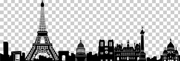 Paris black and white clipart vector library Paris YouTube Skyline PNG, Clipart, Art, Black And White, Building ... vector library